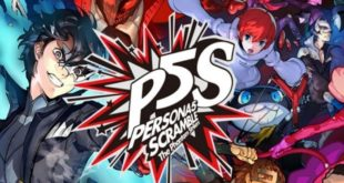 Persona 5 Scramble Highly Compressed