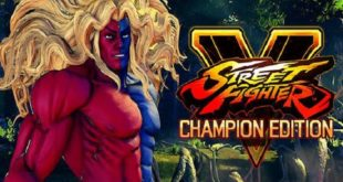 Street Fighter V Champion Edition Highly Compressed PC Game